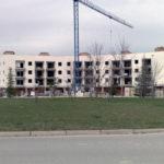 Fachada con panel Baupanel® System en Cáceres