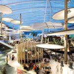 Centro comercial Islazul, construido con sistema constructivo Baupanel® System