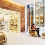 Rehabilitación BauSATEi, Biblioteca Joan Maragall 2013 - 5