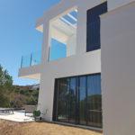 Vivienda unifamiliar construida en Mijas Costa con sistema de construcción rápido y rentable 3
