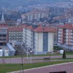 Bilbao, Mirilla. Edificio construido con el sistema de construcción Baupanel 01