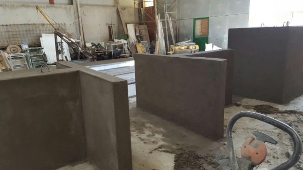 Baupanel, Panel Seven panel hormigón armado