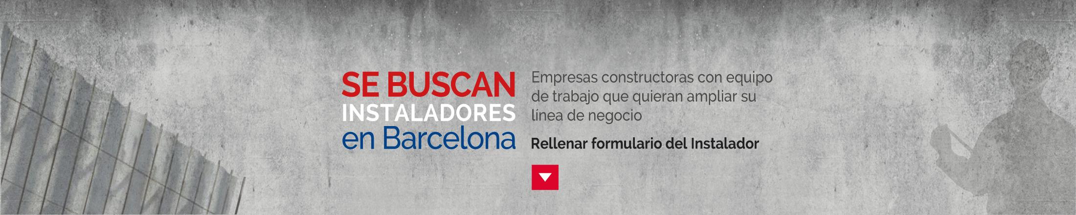 Baupanel - Se buscan empresas instaladoras de Baupanel en Barcelona