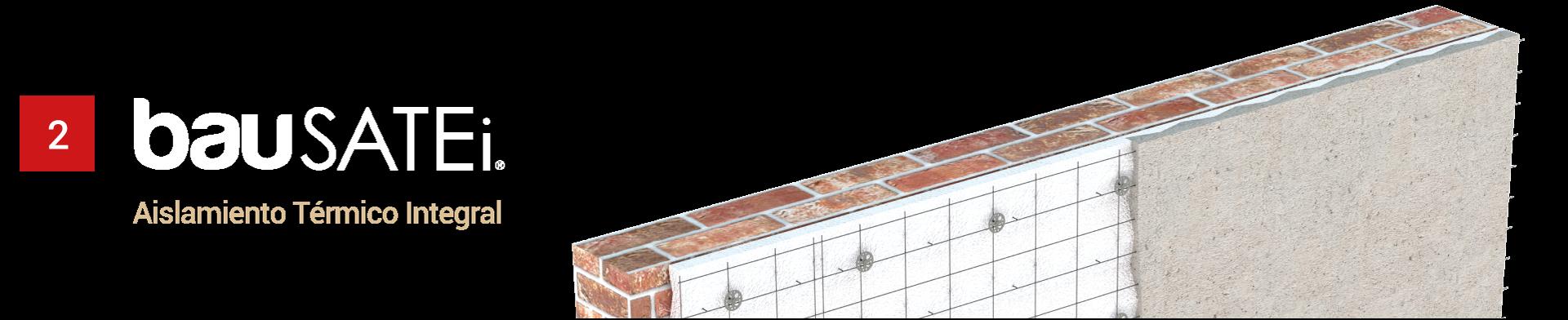 Bausatei, envolvente térmica para restauraciones de edificios