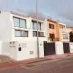 Aislamiento SATE, exterior vivienda en Rincón de la Victoria, Málaga