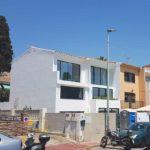 2 Revestimiento sate de estructura en vivienda unifamiliar en Rincón de la Victoria, Málaga.