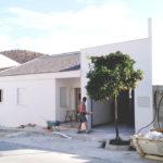 23 Villanueva de Algaidas, construcción nueva de casa unifamiliar con paneles estructurales Baupanel