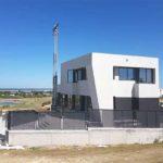 Vivienda en Sanlucar de Barrameda, Cádiz 13. Rehabilitación SATE con el sistema BauSATEi. Sistema patentado por Baupanel® System.
