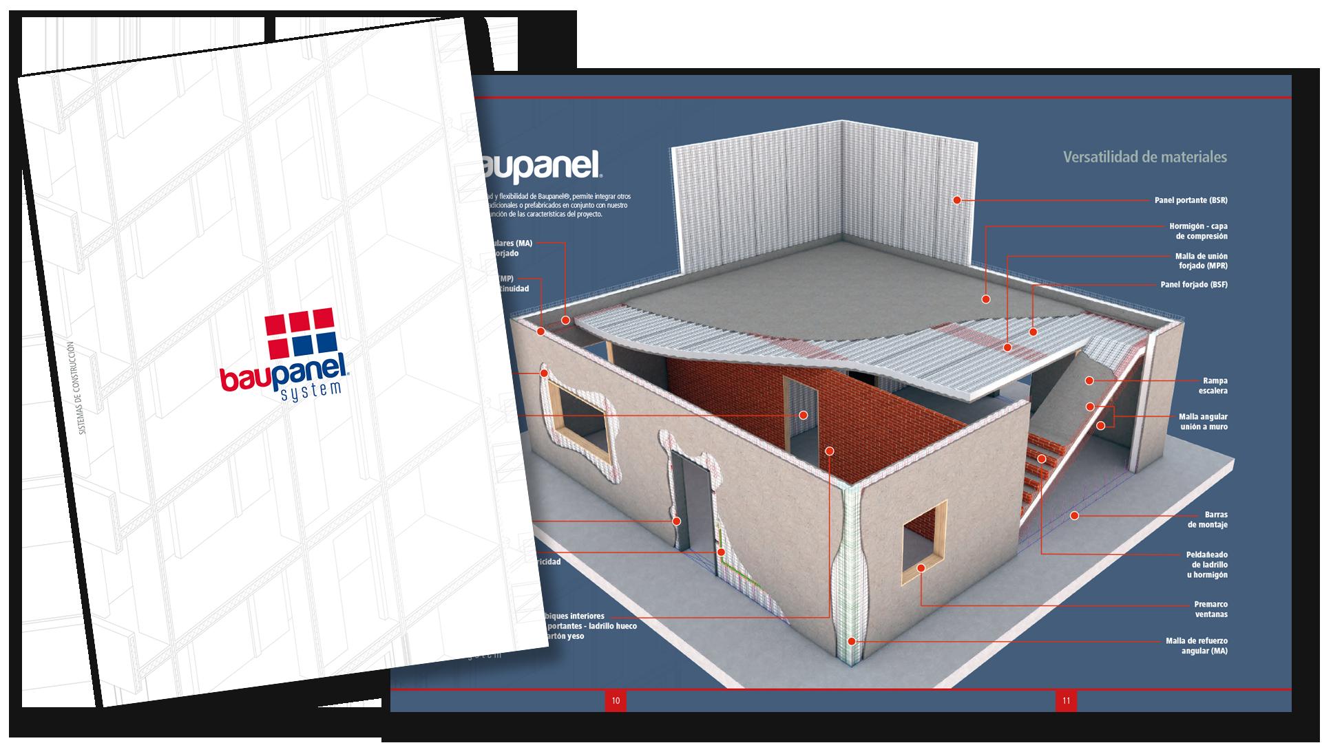 Catálogo Principal Baupanel System 2018