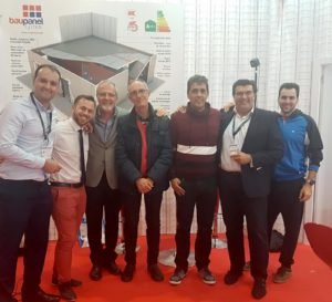 Baupanel® System en la feria Construtec, Madrid 2018