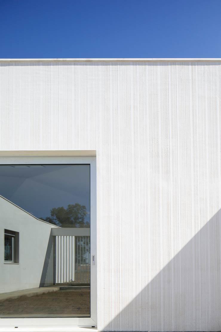 Vivienda de nueva construcciónen La Celada,Sevilla, consistema constructivo Baupanel® System.