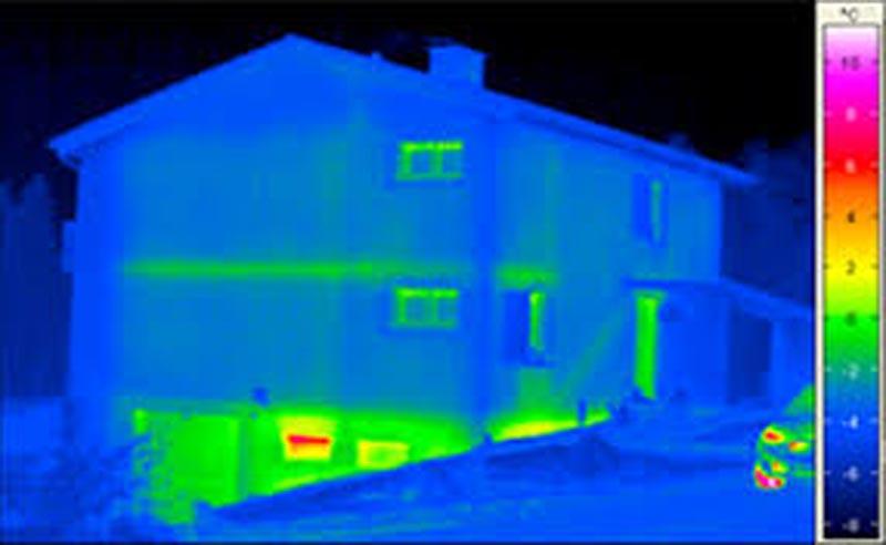 Puentes térmicos, eficiencia energética