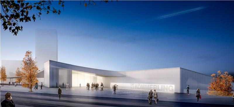 Edificio Kommerling, Proyecto premiado - Madrid