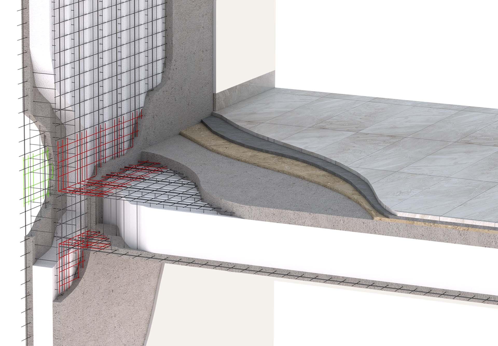 Sistema integral de construcción. Envolvente térmica cumpliendo con el nuevo código técnico.