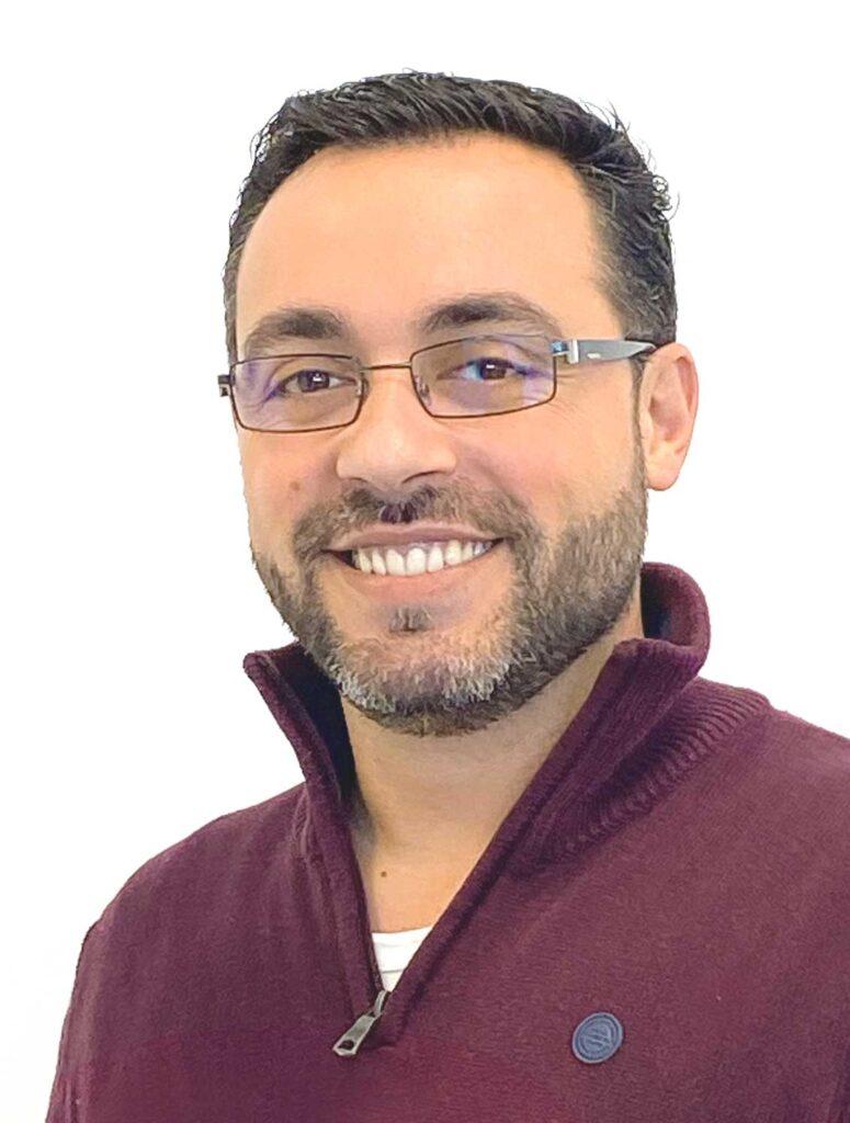 Carlos Díaz, Técnico en Baupanel System