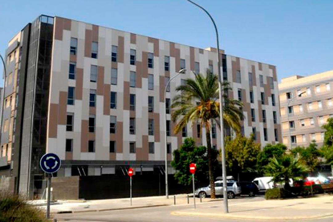 Cerramiento de fachada de Edificios